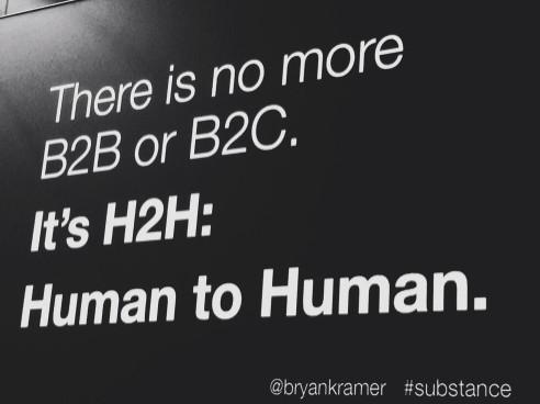 H2H – O marketing para as pessoas