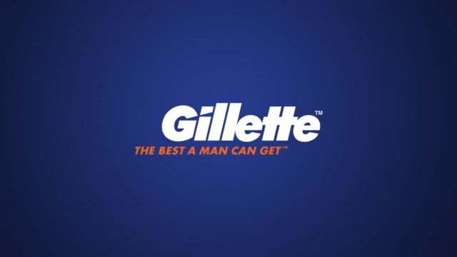 Novo posicionamento da Gillette
